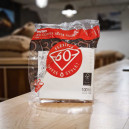 V60 paper coffee filters