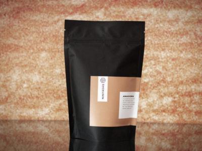 A bag of Anasora coffee
